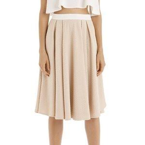 Torn by Ronny Kobo mid-length skirt